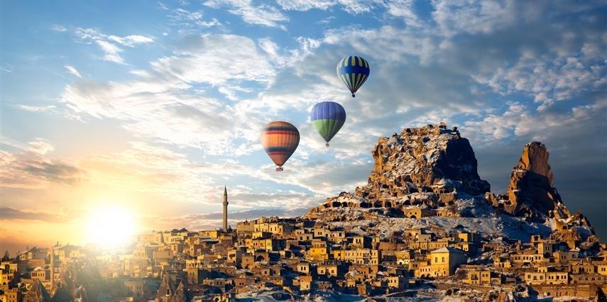 Diyarbakır'dan Kapadokya'ya